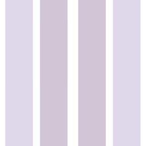 Pastel Purple Stripes