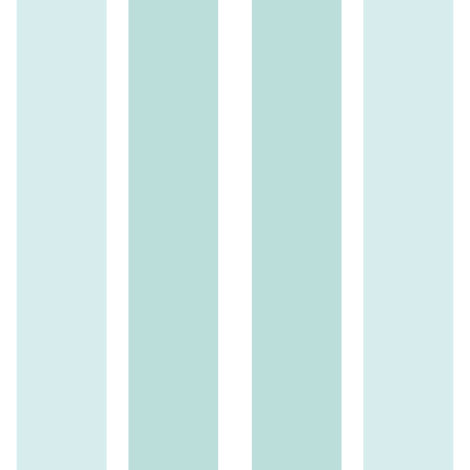 Pastel Green Stripes fabric by anniedeb on Spoonflower - custom fabric