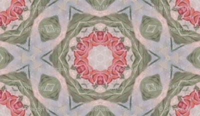 Acryic Rose 2