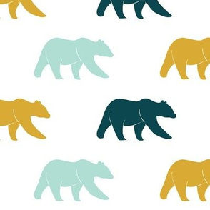 multi bear || the yellowstone collection