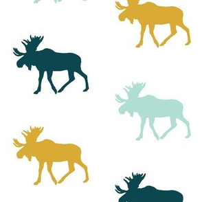 multi moose || the yellowstone collection