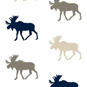 multi moose || the rustic woods collection