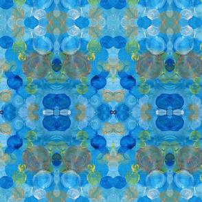 Bouncing blue Bubbles-1