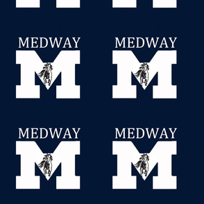Medway Mustang Fabric
