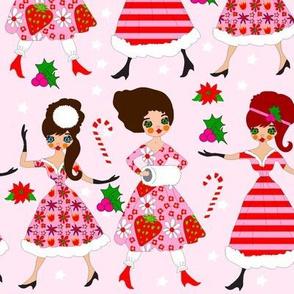 Deschanel Sisters' Christmas