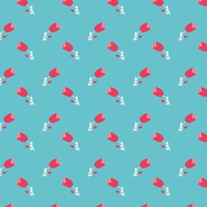 BunnyBallerina - flowers