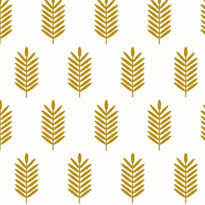 Wheat Fields / Small Mustard Geo