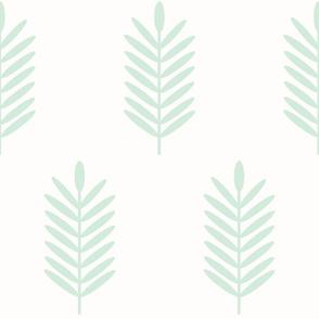 Wheat Fields / Large Mint