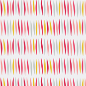 STRIPES in pink and yellow
