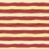 Rustic red stripe