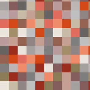 March Landscape - Squares