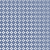 Blue and white woven effect fabric