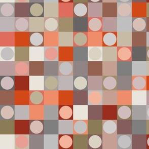 March Landscape - Checkers