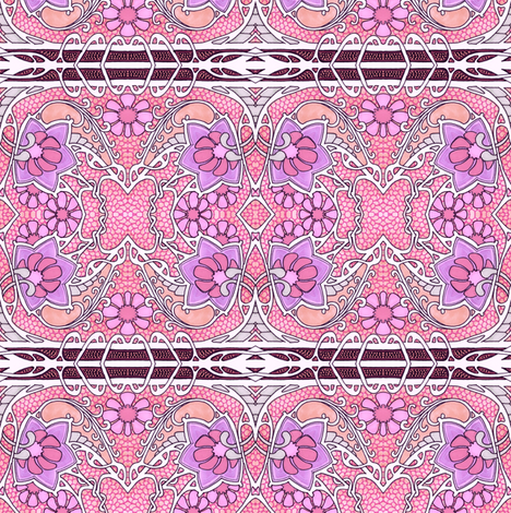 Bring on the Spring Already fabric by edsel2084 on Spoonflower - custom fabric