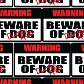 Beware of dumb ass