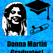 Donna Graduates