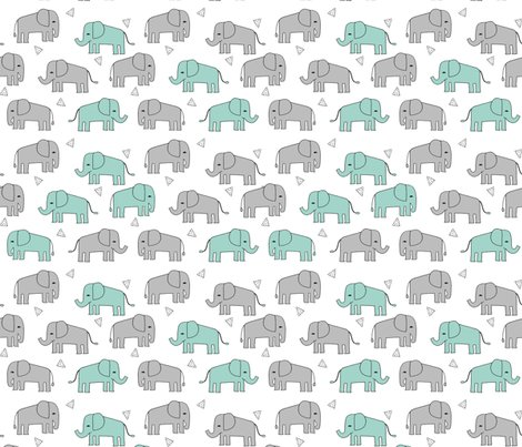 Relephant_scatter_mint_and_grey_shop_preview