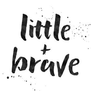 "27"" Little + Brave"