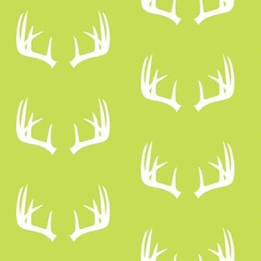 antlers on lemongrass || the bear creek collection