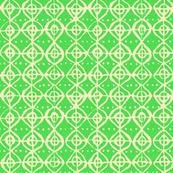 Roundabout - Apple Green & Vanilla