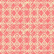 Roundabout - Flamingo Pink & Vanilla