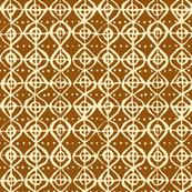 Roundabout - Golden Tan & Vanilla