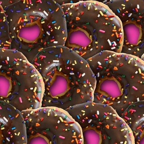 Delicious Donuts (Pink)