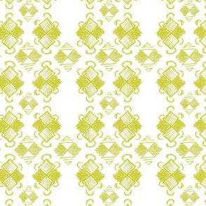 Doodle Yuhei yellow