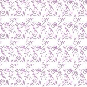 Doodle Yngve violet