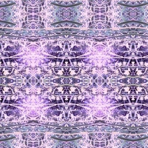 Purple grass caleidoscope