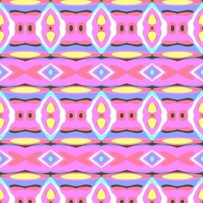 southwest beaded indian design