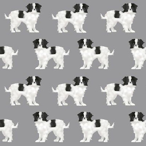 japanese chin dog grey japanese pet pets dog dog fabric