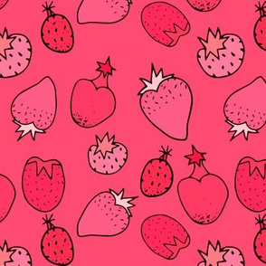 Strawberries   Red
