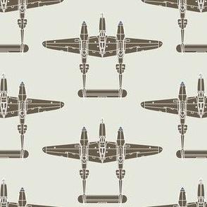 "P-38 - ""White 33"""