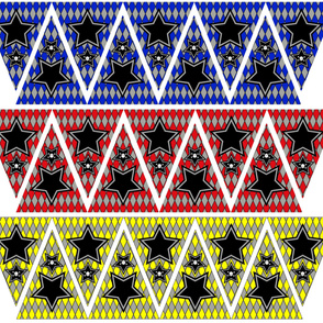 42-6300x5400-Bunting_Banner-skull-stars_with_red_blue_yellow