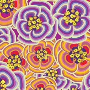 Violets & Primroses