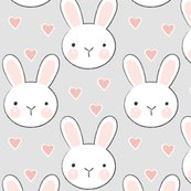 Bunny-face-with-hearts-vintage-pink-on-grey_shop_thumb