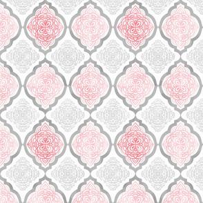 Intricate Quatrefoil Pattern