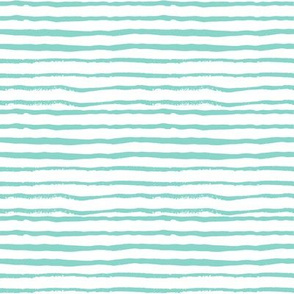 hand painted stripes mint stripe girls coordinate stripes paint watercolor stripes