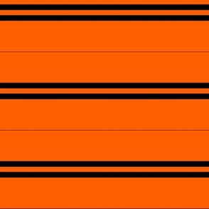 Halloween Tie Stripe II