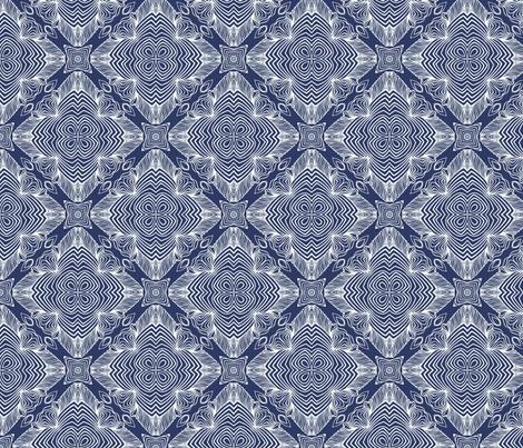 blue02 fabric by daria_rosen on Spoonflower - custom fabric