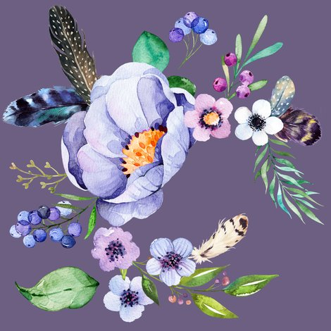 Rpurple_floral_feather_in_dark_lilac_shop_preview