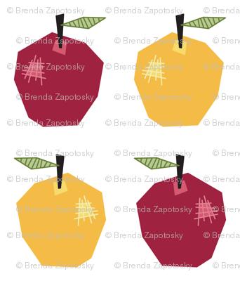Geometric Apples