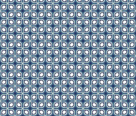 blue18 fabric by daria_rosen on Spoonflower - custom fabric