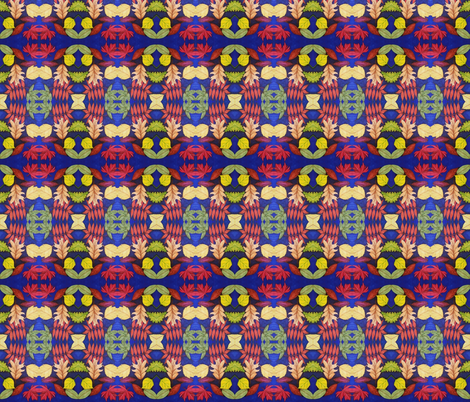Falling_In fabric by aleece on Spoonflower - custom fabric