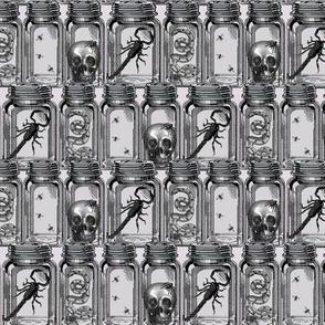 Gooey Specimen Jars