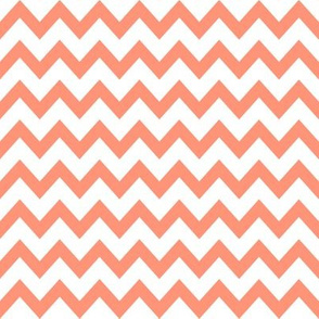 chevron blush coral chevrons coordinate