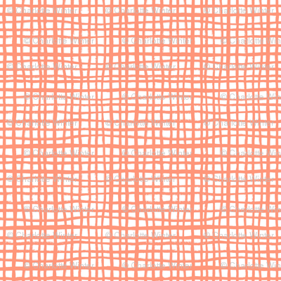 grid coral grid stripes coral grids checks
