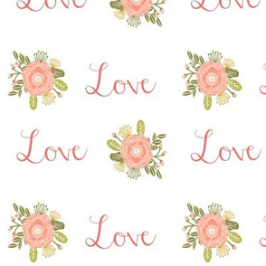 love peonies posies posy florals blooms coral blush