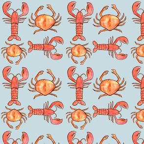 Crustacean Pattern